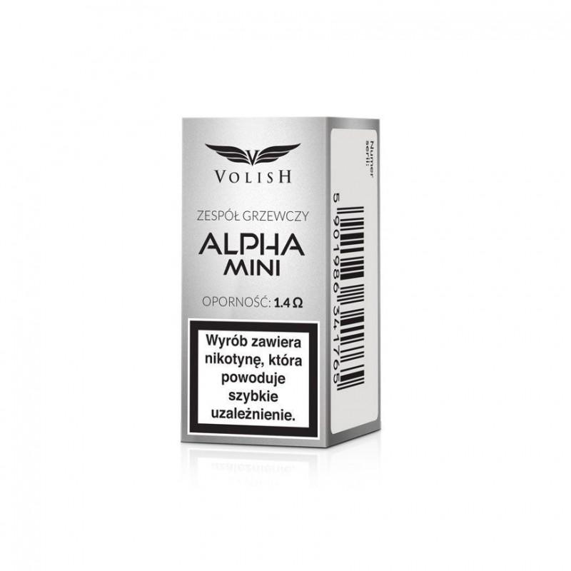 Zespół Grzewczy Volish Alpha Mini (1,4 Ohm)