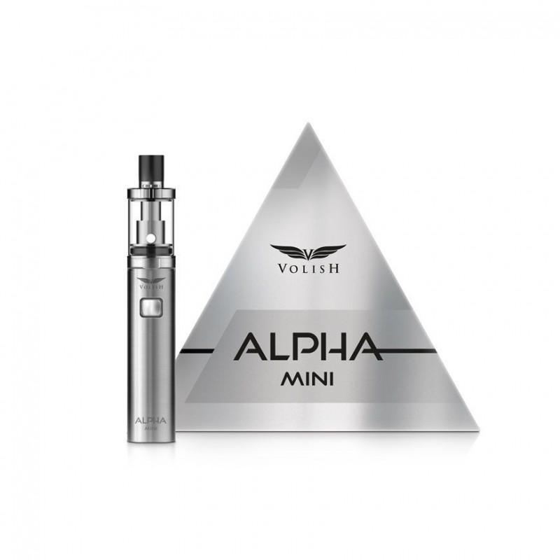 Volish Alpha Mini Silver