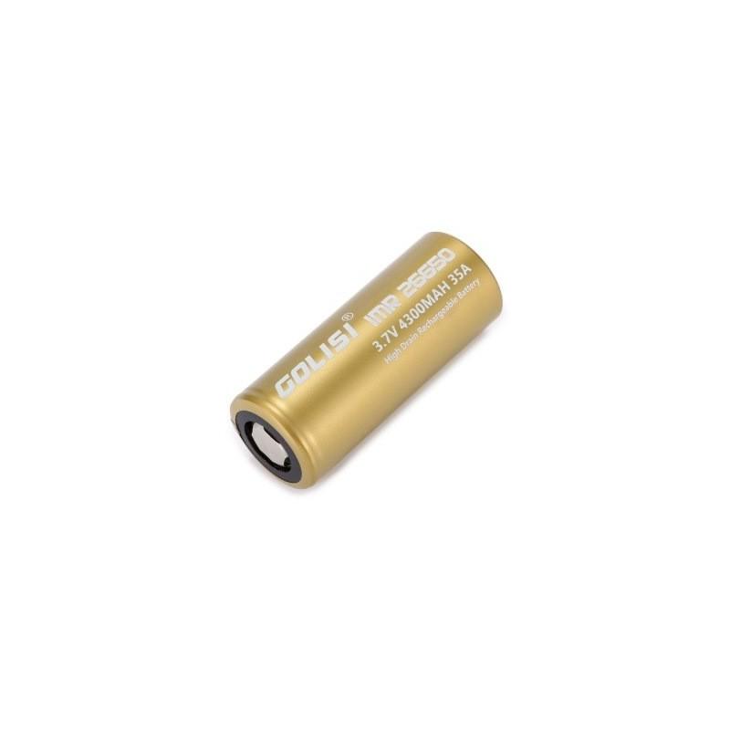Akumulator Golisi S43 26650 35A (4300 mAh)