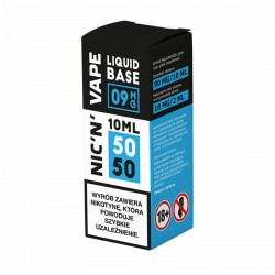 Baza Nikotynowa NIC'N'VAPE 9 mg