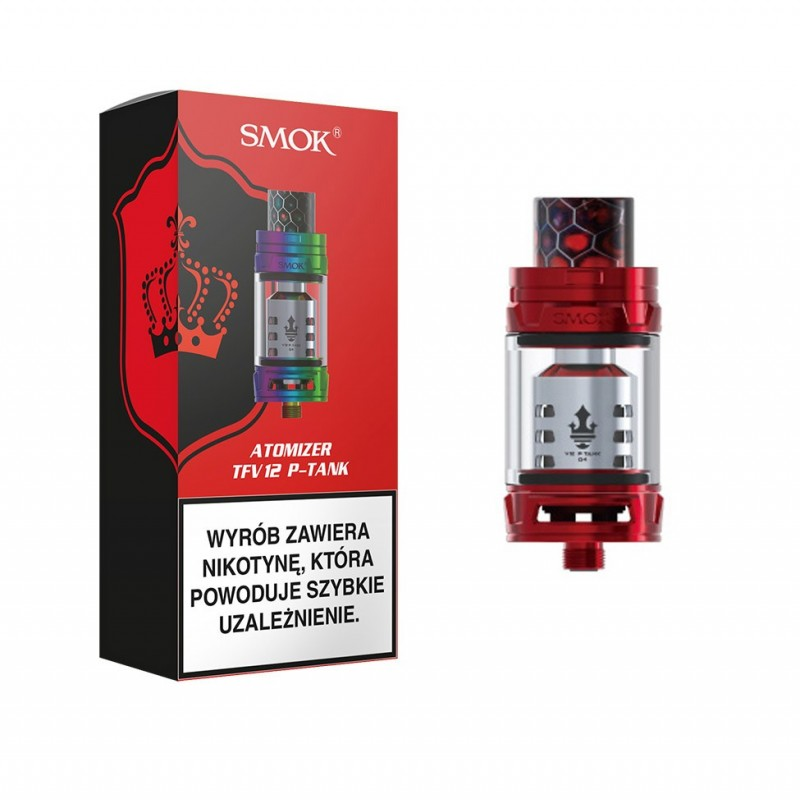 Atomizer SMOK TFV12 Red
