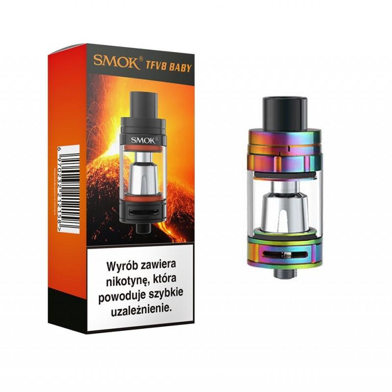 Atomizer SMOK TFV8 Baby 7-color
