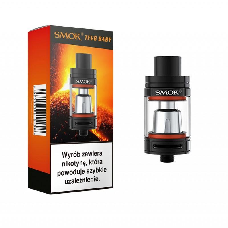 Atomizer SMOK TFV8 Baby Black