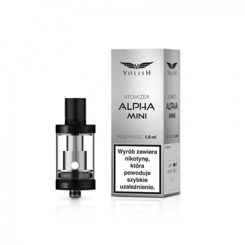 Atomizer Volish Alpha Mini Black