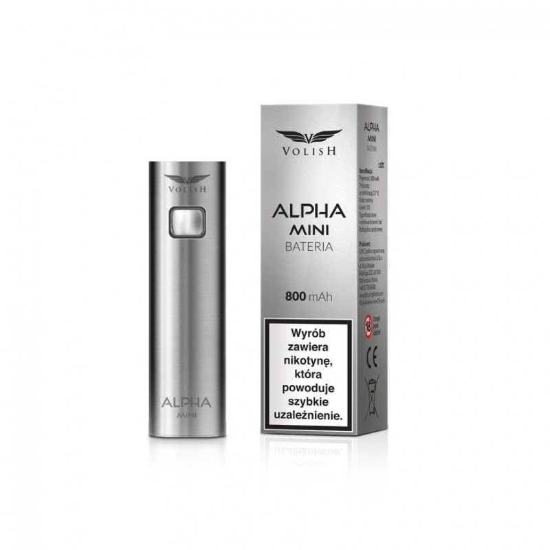 Bateria Volish Alpha Mini Silver