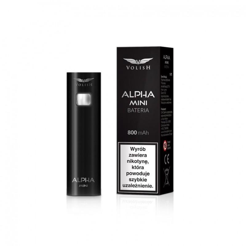 Bateria Volish Alpha Mini Black