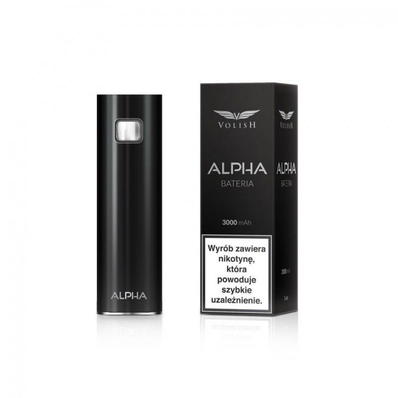 Bateria Volish Alpha Black