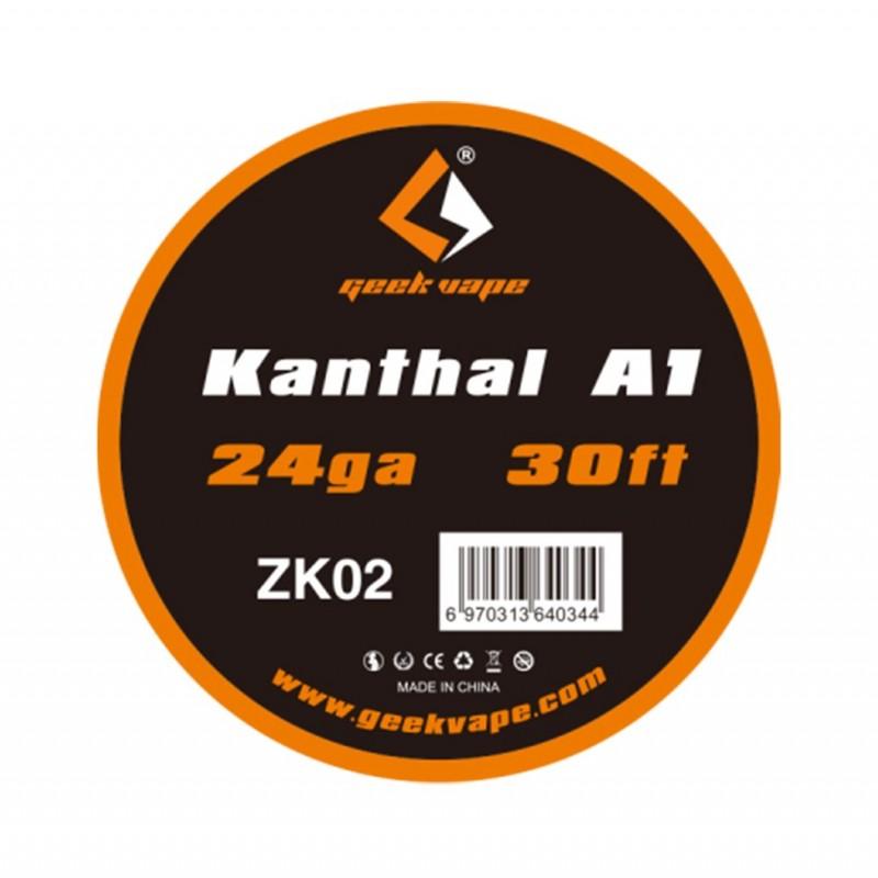 Drut GEEKVAPE Kanthal KA1/24ga*30FT