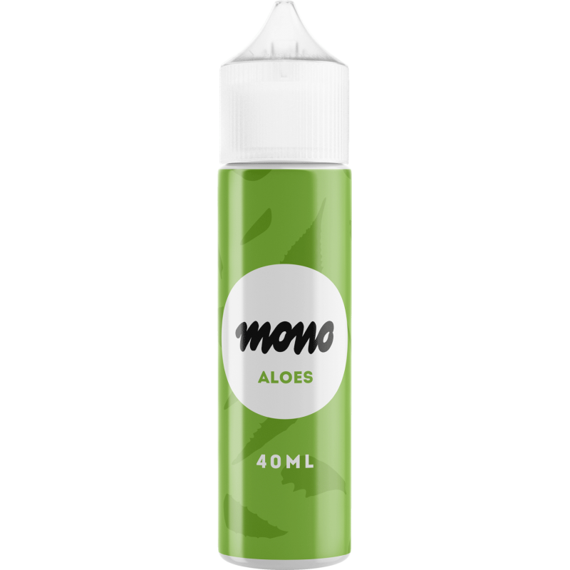 GoBears MONO Aloes premix 40ml