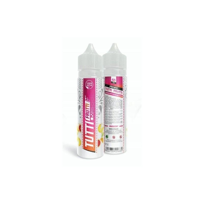VapeZone Tutti Frutti Premix 40 ml