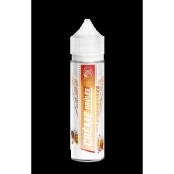 VapeZone Creme Brulee Premix 40 ml