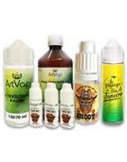 Aromaty, bazy i shoty nikotynowe